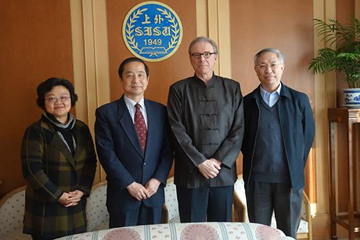 上海外国语大学高级翻译学院